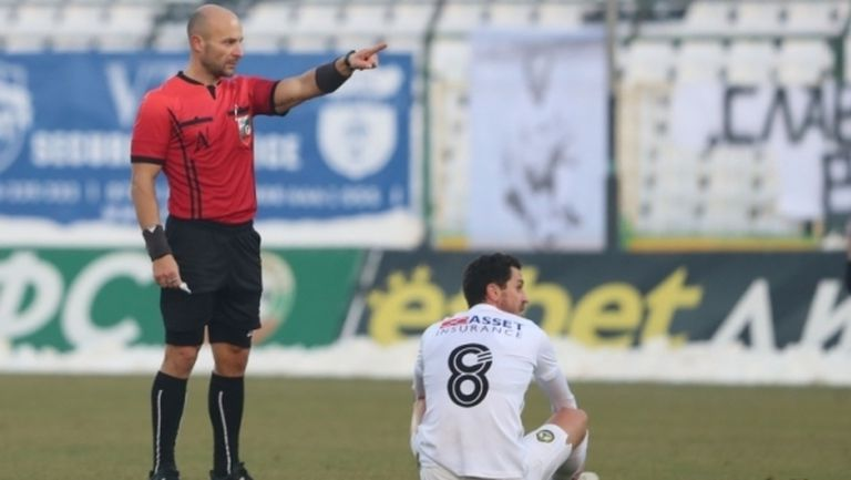 БФС-София организира нов курс за футболни съдии