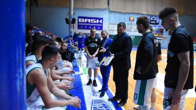 Треньорът на Черно море обясни за оставката си