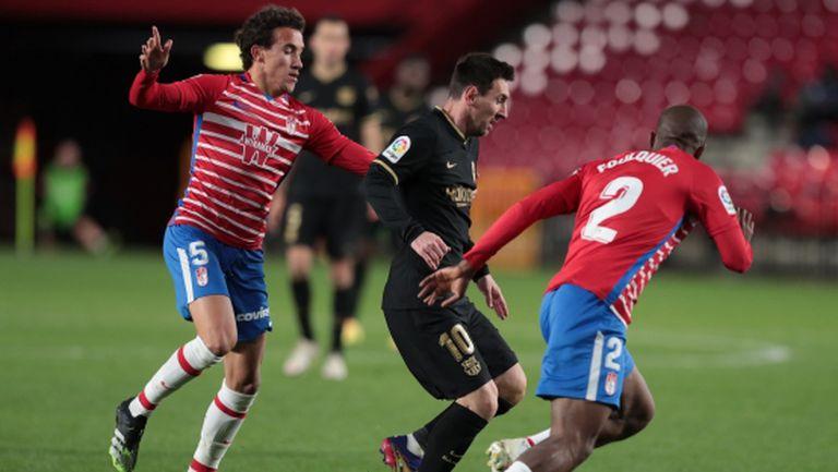 Купа на Испания: Барса изтегли 1/16-финалист от Лига Европа