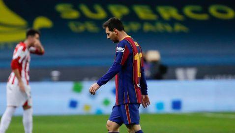 Барселона закъсня да продаде Меси, смята клубна легенда