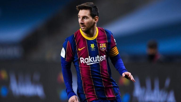 """Барселона защити Меси и заплаши """"Ел Мундо"""" със съд"""
