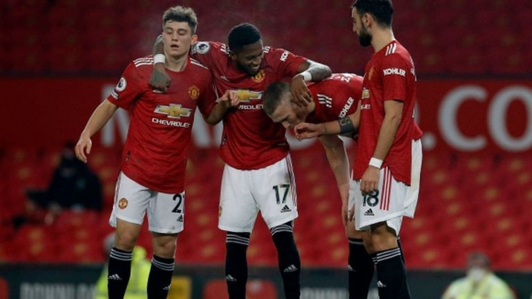 Ман Юнайтед изравни три рекорда при погрома над Саутхамптън