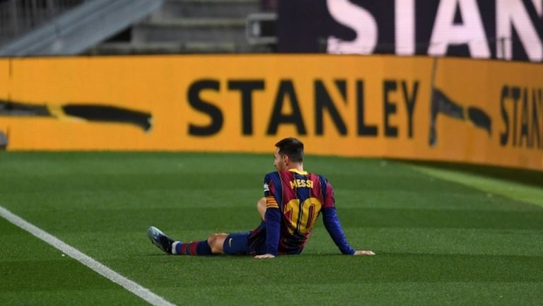 Другата гледна точка: Наистина ли Меси е причината за финансовата криза в Барселона?