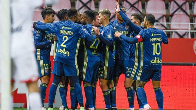 Пакета донесе победата на Лион в Бургундия, Монако продължава да ниже победи