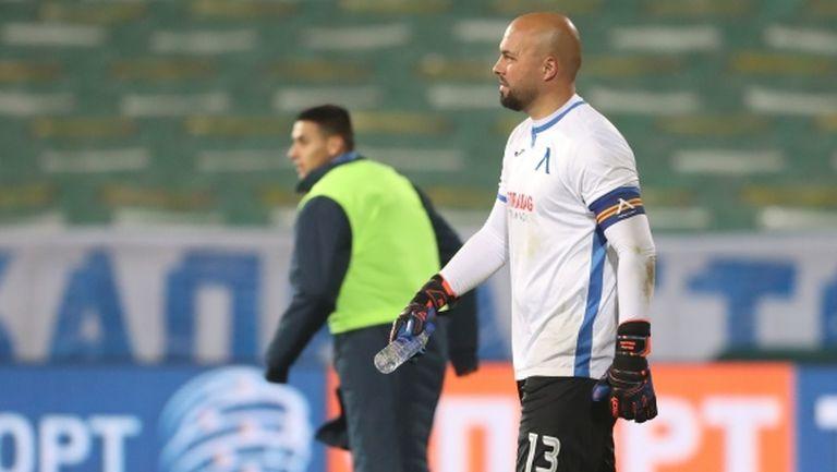 Ники Михайлов: Очакванията към отбора трябва да бъдат спрямо моментната ситуация в клуба