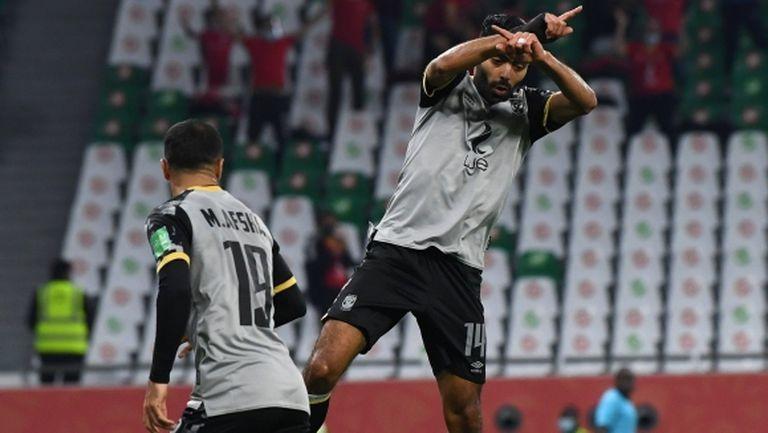 Шампионът на Африка си гарантира полуфинал срещу Байерн (видео)