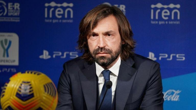 Пирло: Изправяме се срещу един от най-добре играещите отбори в Италия
