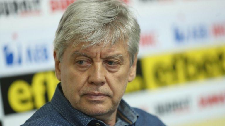 Емил Спасов: Предишното ръководство действа доста неразумно, Левски ще е по-силен през пролетта