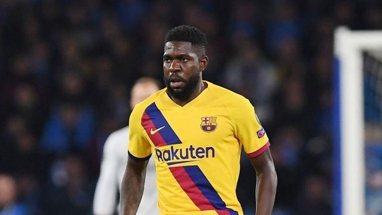 Бранител на Барселона отказал на Ливърпул