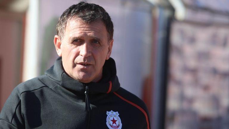 Акрапович с коментар за двама нападатели, каза: Взех решение, говорих с Дани Ганчев