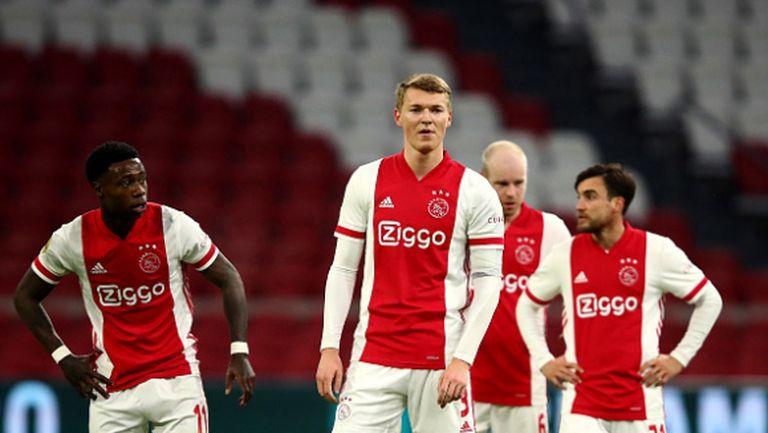 Отложиха неделните мачове в Нидерландия