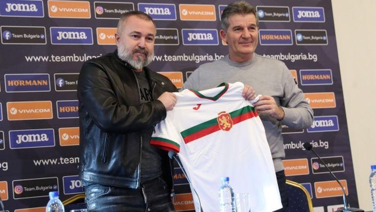 Ясен Петров: Тенденцията е да се свири срещу българските отбори