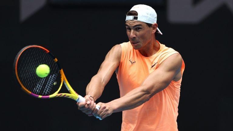 Лоши новини за Надал преди Australian Open