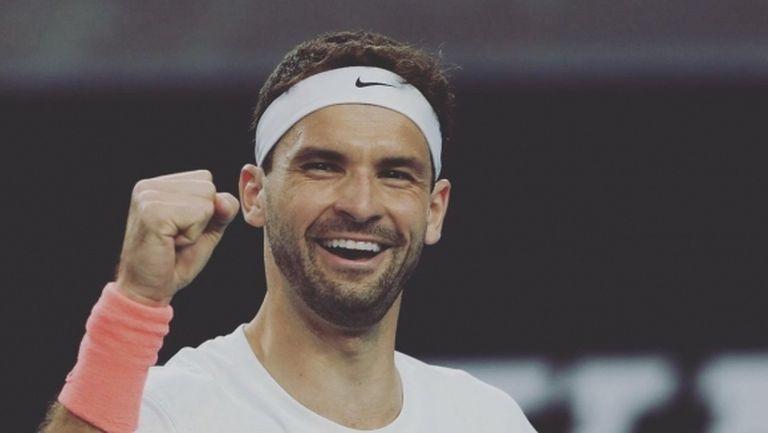 Фантастичен старт на Григор Димитров на Australian Open