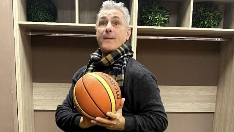 Христо Гърбов с интересна позиция за баскетбола и футбола в България