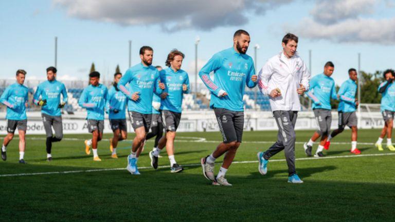 Очаквано: Реал М само с 11 полеви играчи от първия тим за вторник