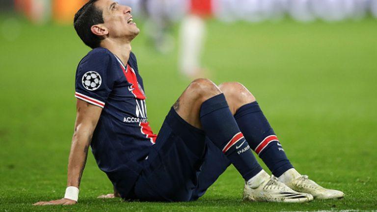 Звезда на ПСЖ под въпрос за първия мач с Барселона
