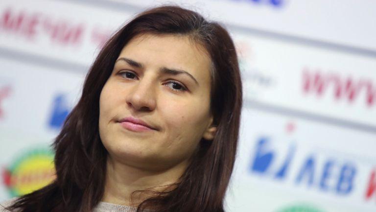 Стойка Кръстева е Спортист номер 1 на ОСК Локомотив София за 2020 г.