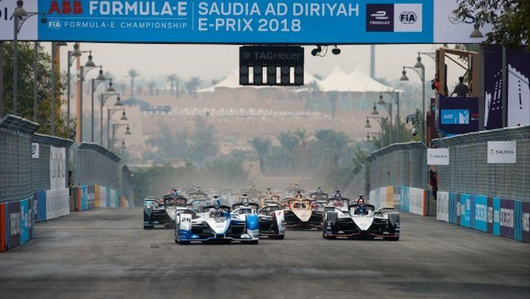 Потвърдиха провеждането на първите два старта във Формула Е за 2021-а