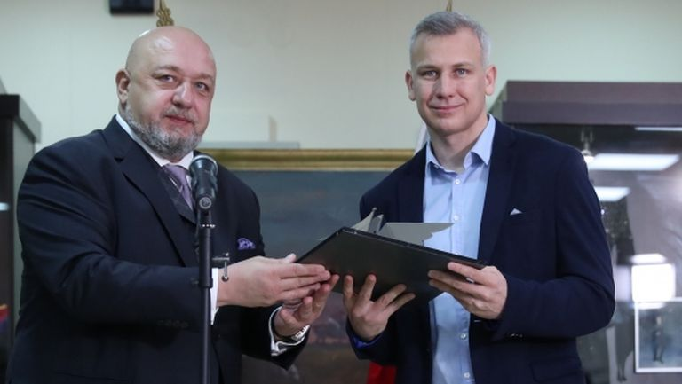 Признание за Sportal.bg, Владимир Стоянов е №1 (видео + галерия)