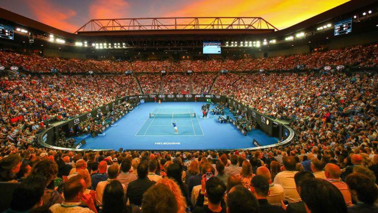 Резултати на поставените при мъжете от Australian Open