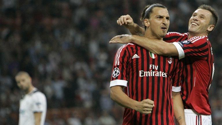 Касано: Титла на Милан би била като клане за Интер