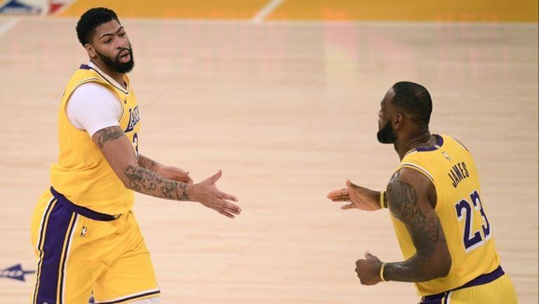 Дейвис: ЛеБрон трябва да е MVP, но никога не знаеш дали НБА няма да се намеси
