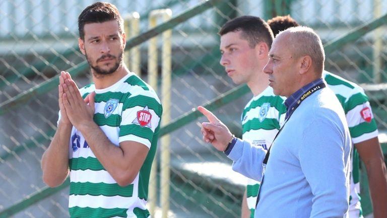 Илиан Илиев определи групата на Черно море за мача с Локомотив (Пловдив)
