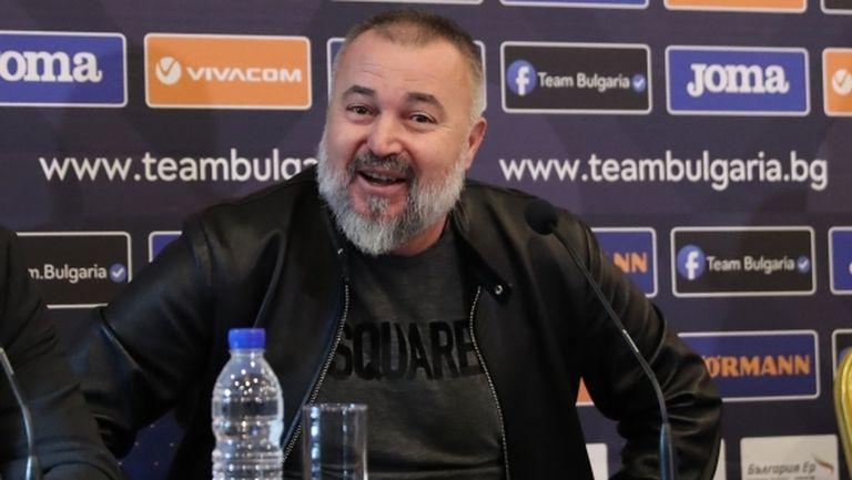 Ясен Петров: Ако нямам резултати, ще стана като пич и ще си тръгна