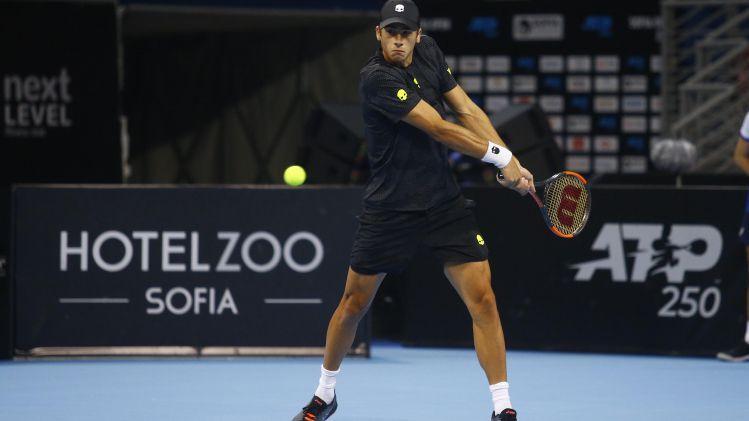 Донски се класира за полуфиналите на двойки в Тунис