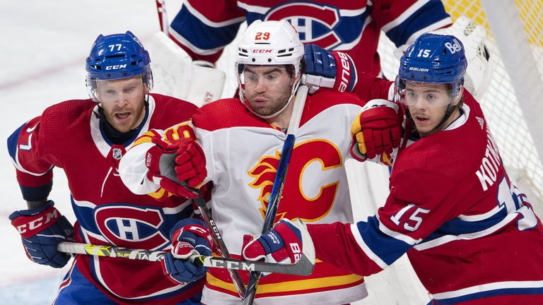 Монреал повали Калгари в канадското дерби на НХЛ