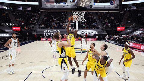 Юта продължава с победите в НБА