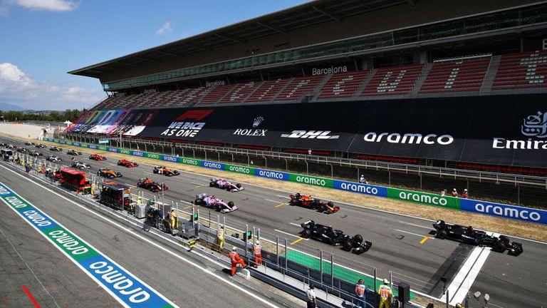 Без публика на Гран При на Испания във Формула 1