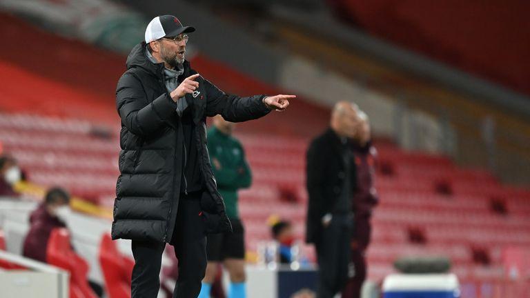 Юрген Клоп: Имаме седем мача, за да докажем, че сме за топ 4