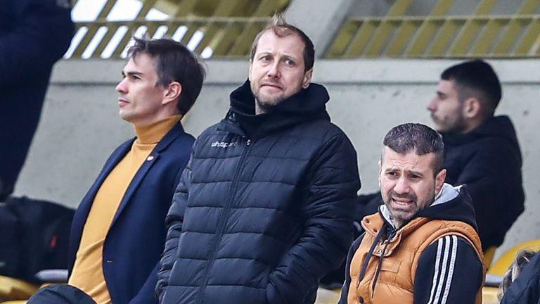 Зингаревич ще се срещне с медиите, но няма да е в понеделник! Няма развитие в преговорите с Неделев