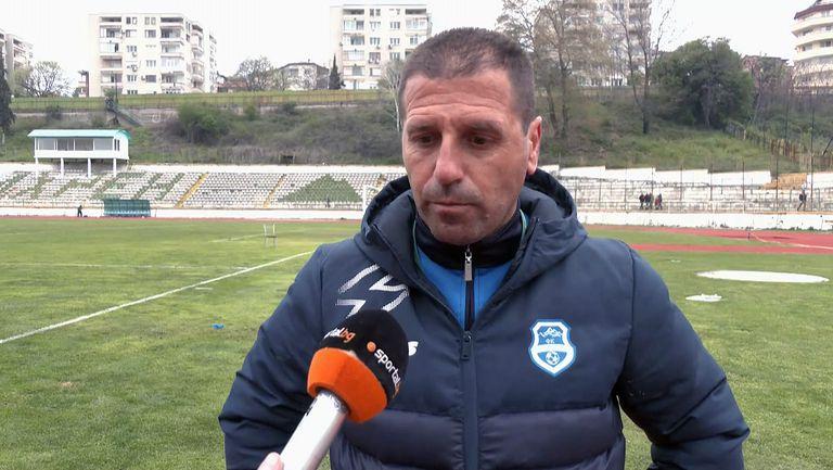 Николай Николов: Късметът ни покри, такива мачове са не за 3, а за 9 точки