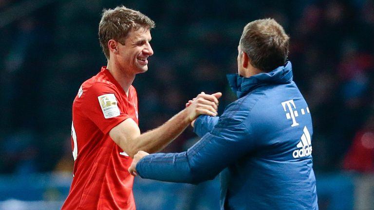 Томас Мюлер: Трябва да си дебелокож, за да си треньор на Байерн