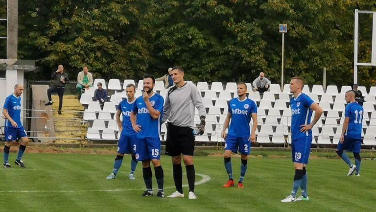 Светкавица (Търговище) загуби точки у дома срещу Дунав (Русе)