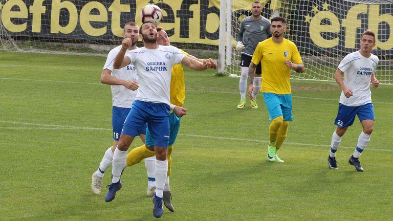 Черноморец (Балчик) с категорична победа срещу Доростол (Силистра)