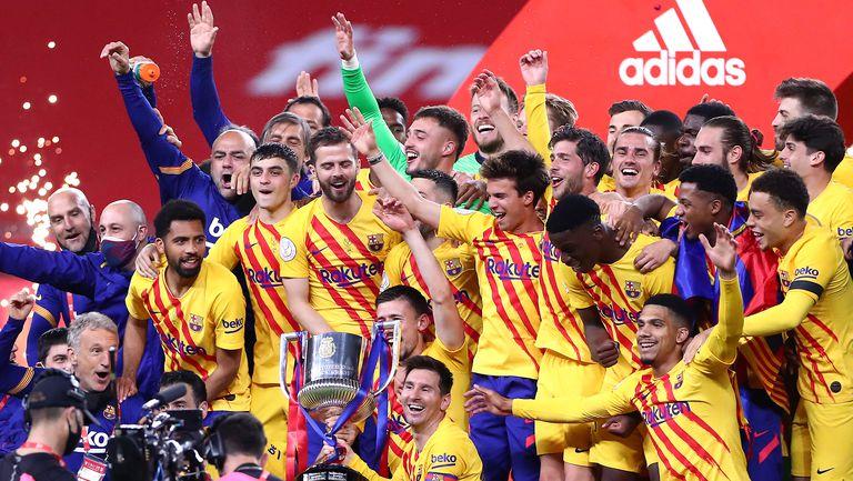 Барселона триумфира с Купата на краля (част 3)