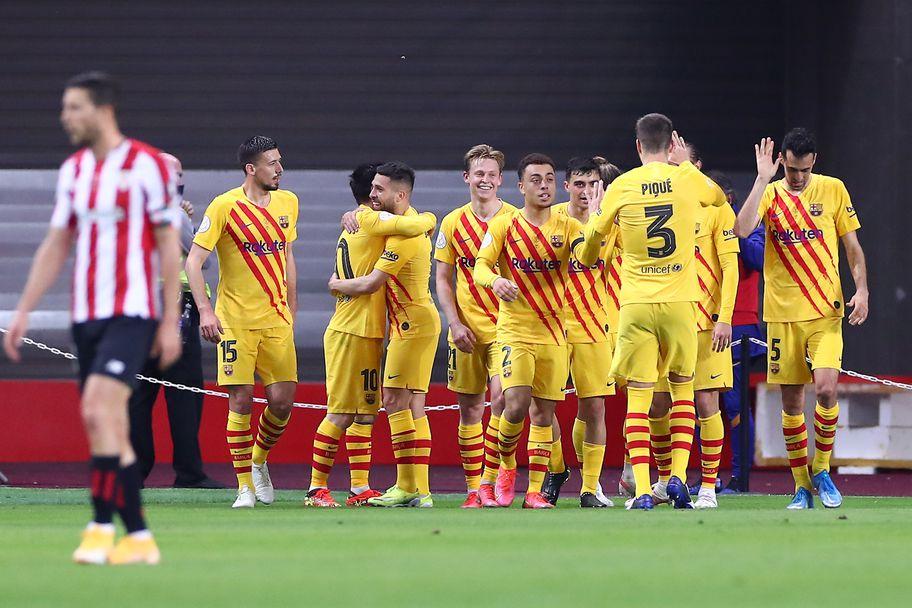 Барселона триумфира с Купата на краля (част 2)
