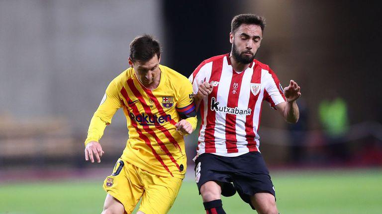 Меси: Това е щастлив ден за Барселона