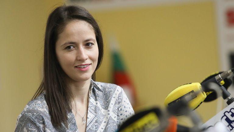 """Невяна Владинова за проекта """"Шанс за всеки"""""""
