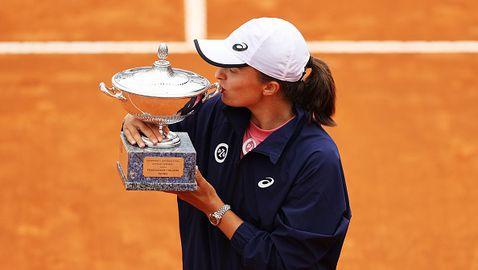 Швьонтек обезличи Плишкова и е новата шампионка в Рим