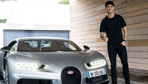 Любопитно видео подсказва, че Роналдо вече се изнася от Торино