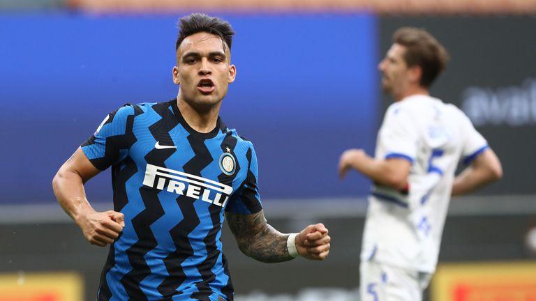 Шампионът Интер е започнал преговори с Лаутаро Мартинес