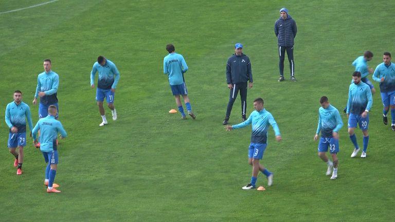 Левски ще преследва седмото място с мач срещу Царско село у дома