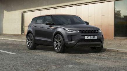 Повече мощ и стил в новия Range Rover Evoque