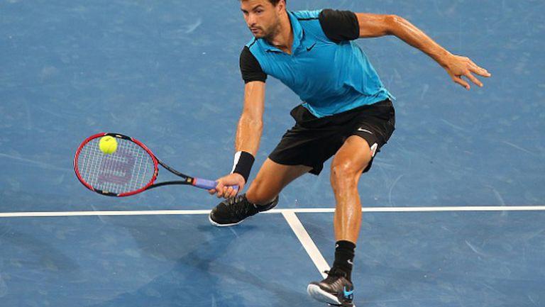Вижте каква точка спечели Григор срещу Федерер (видео)