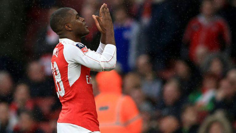 Арсенал започна без проблем втората защита на трофея след обрат в Лондон